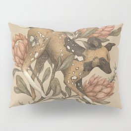 African Wild Dog Pillow Sham