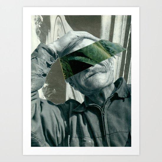 Moraine Art Print