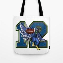 Seattle's 12th Man Tote Bag