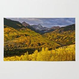Aspen Sunrise, Colorado Rug