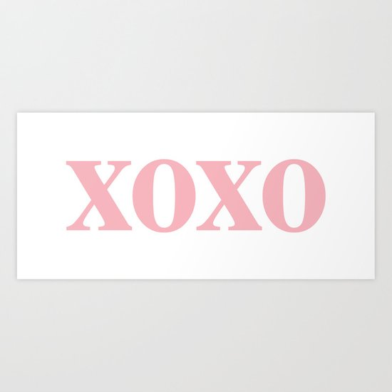 Coral XOXO by coolfunawesometime