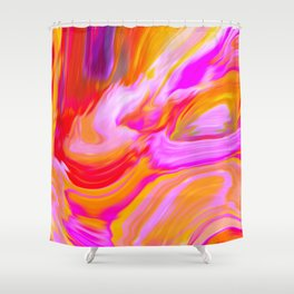Barey Shower Curtain