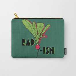 Super Rad Radish Carry-All Pouch