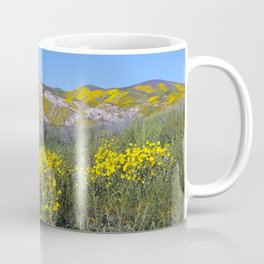 Carrizo Plain National Monument California Coffee Mug