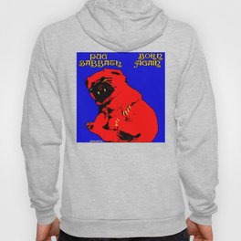 BORN AGAIN PUG Hoody