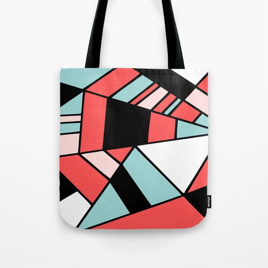 Abstract #451 Tote Bag
