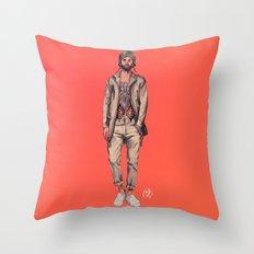 Bellman Throw Pillow