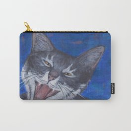 Happy Cat - Gracie Carry-All Pouch