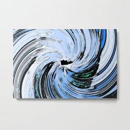 Waterhole Metal Print