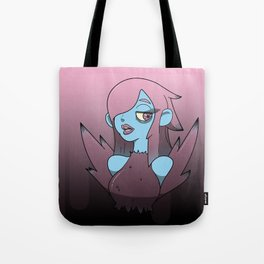 Harpies Heart Tote Bag