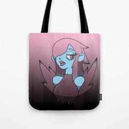 Harpies Heart Tote Bag