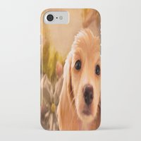 cookie iPhone & iPod Cases featuring Cookie.. by YvetteCheri-DigiArt
