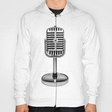 Vintage Microphone Hoody