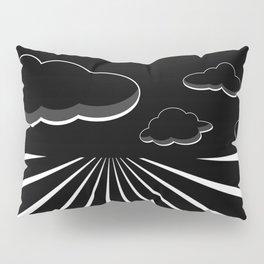 Dark Sky on the Horizon Pillow Sham