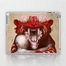The Lotus Tiger Laptop & iPad Skin