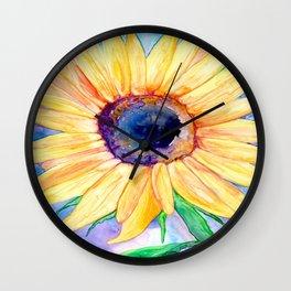 Zonnebloem Wall Clock
