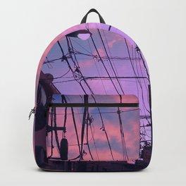 Anime Sunrise Backpack