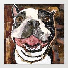 Brody Canvas Print