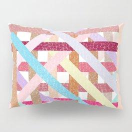 Structural Weaving Lines Pillow Sham