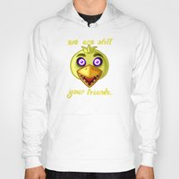 fnaf Hoodies featuring FNAF Chica by Bloo McDoodle
