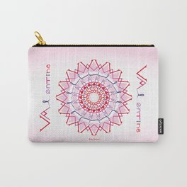 Valentine Basket Carry-All Pouch