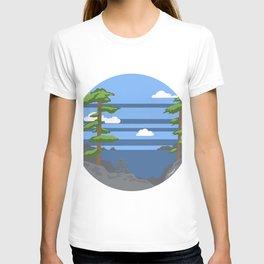 Lake Country I  T-shirt