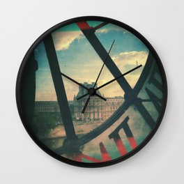time stands still Wall Clock