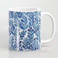 Indigo blues Mug