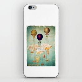 High in the Sky iPhone Skin