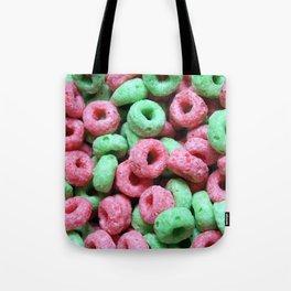 Breakfast Loops - Christmas Tote Bag