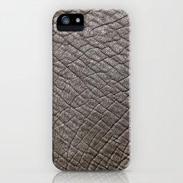 Elephant Skin iPhone Case
