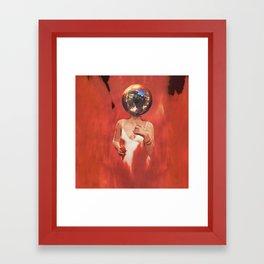 Discoteque Framed Art Print