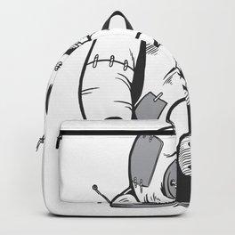 Voodoo doll Baer Backpack