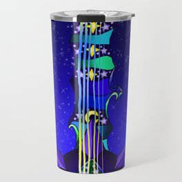 Fusion Keyblade Guitar #146 - Diamond Dust & Star Seeker Travel Mug