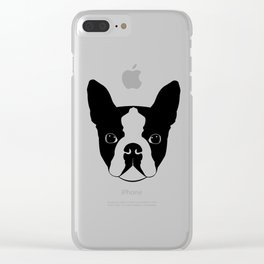 Jagger Clear iPhone Case