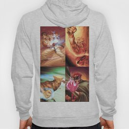 Street Fighter Favorites Hoody
