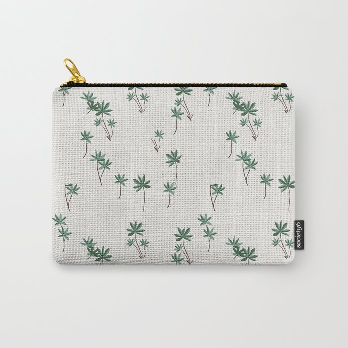 OASIS PALM Carry-All Pouch