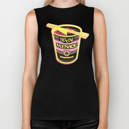 YM Noodles: Cotton Candy Biker Tank
