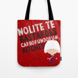 The handmaid´s tale Tote Bag