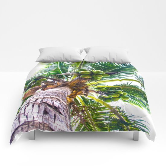 How About Those Coconuts Comforters