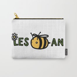 Lesbian Bumble Bee Carry-All Pouch