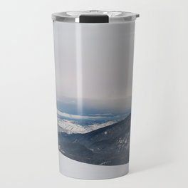 view from the top Travel Mug