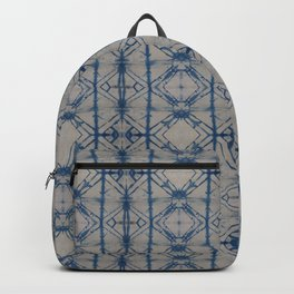 Shibori Mirror Backpack