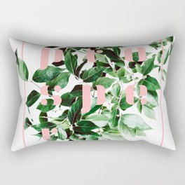 Prosper || #society6 #decor #buyart Rectangular Pillow