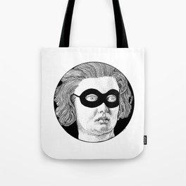 Zorro Costanza Tote Bag