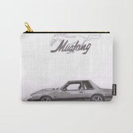 Mustang 1991 Carry-All Pouch