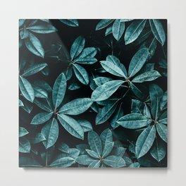 Greenery #modern #boho #society6 Metal Print