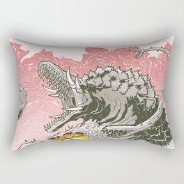 Rose Nasty Rectangular Pillow