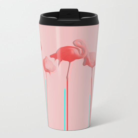 Furamingo Metal Travel Mug