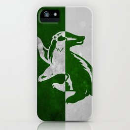 Hufflerin iPhone Case